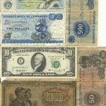 Banknotes by Danie van der Merwe