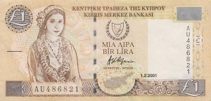 Cyprus Pound (PD)