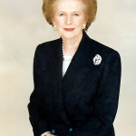 Margaret Thatcher by Chris Collins of the Margaret Thatcher Foundation