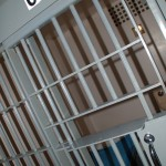 Prison Bars by Andrew Bardwell