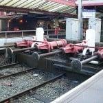 Railway Buffers, Crewe Station
