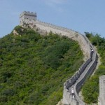 Great Wall of China by Leonard G