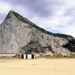 The Rock of Gibraltar by Keith Roper