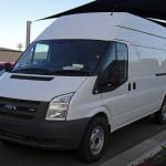 Ford Transit Van by Bidgee
