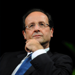 Francois Hollande by Jean-Marc Ayrault