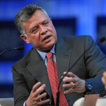 King of Jordan by World Economic Forum