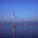 Offshore Wind Turbines (Barrow) by Andy Dingley