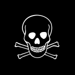 Skull and Crossbones (PD)