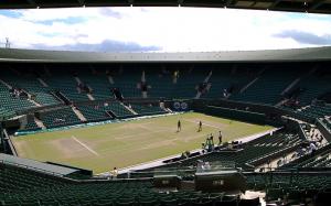 Wimbledon by Bo Mertz