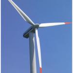 Wind Turbine by Dirk Ingo Franke