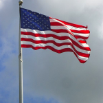 Flag of the USA by kelson