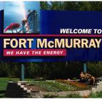 Fort McMurray by Regional Municipality of Wood Buffalo via Wikimedia Commons