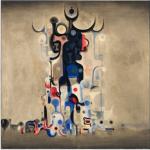 Ibrahim El-Salahi- A Visionary Modernist (Tate Modern)