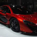 McLaren P1 by Overlaet via Wikimedia Commons