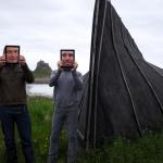 Neil Wilson (left), owner, and Mark Bawden, senior app designer, Neil Wilson Design