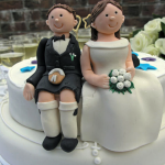 Novelty Wedding Cake (PD)