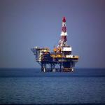 Oil Rig by tsuda via Wikimedia Commons