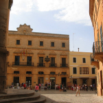 Plaza de la Catedral de Ciutadella de Menorca