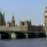 UK Houses of Parliament by BikiWitch