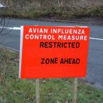 Avian Flu Alert by Keith Evans via Wikimedia Commons