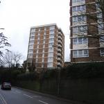 Blocks of Flats by Nigel Chadwick via Wikimedia Commons