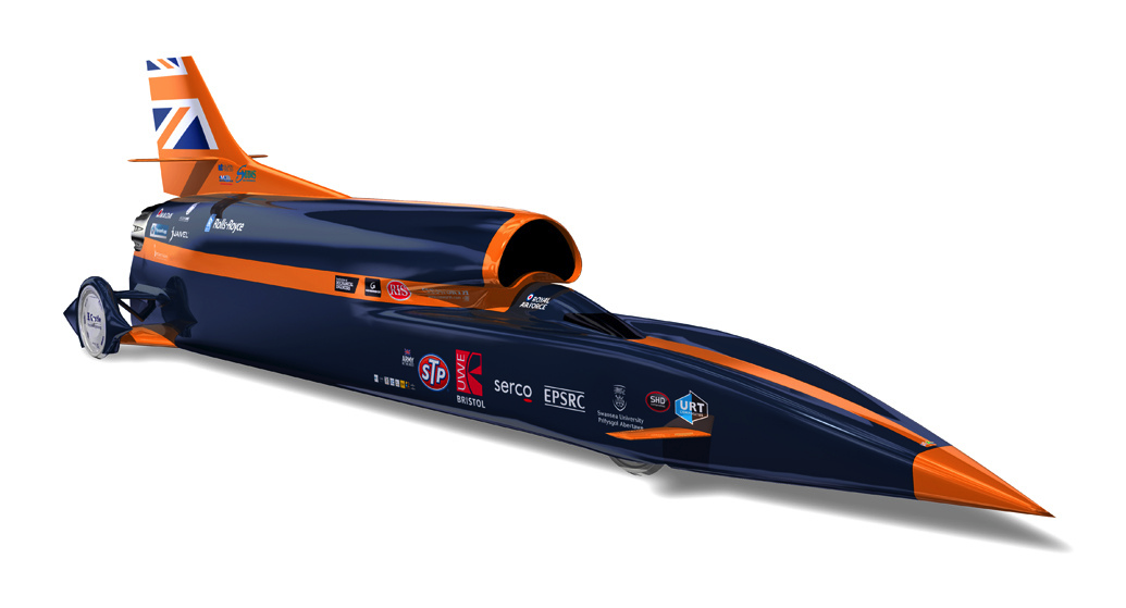 Image result for bloodhound car