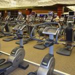 Gymnasium equipment (PD)