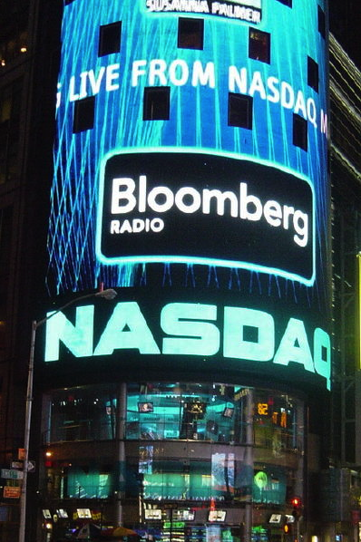 NASDAQ by Kowloonese via Wikimedia Commons