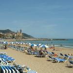 Sitges Spain by G.M Kowalewska via Wikimedia Commons