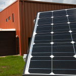 Solar Panels by US Dept of Agriculture