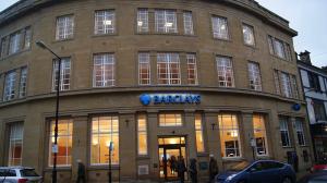 Barclays Harrogate by Mtaylor848 via Wikimedia Commons