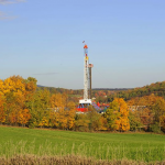Drilling Rig by Meredithw via Wimimedia Commons