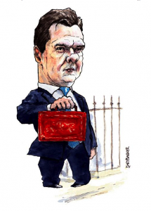 George Osborne by Gary Barker (GaryBarker.co.uk)