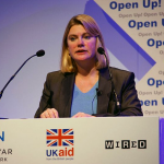 Justin Greening by Russell Watkins-DFID (Open Gvt Licence)