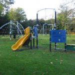 Playground by Sebastian Ballard