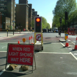 Roadworks by Phillip Perry