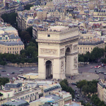 Arc de Triomphe Paris by dontworry