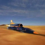 Bloodhound Supersonic Car by The BLOODHOUND Project