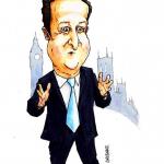 David Cameron by Gary Barker (GaryBarker.co.uk)