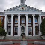 Harvard Business School Baker Library by chensiyuan