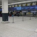 Manchester Airport Check-In (PD)
