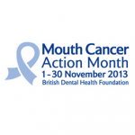 Mouth Cancer Action Month 2013
