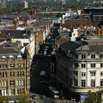 Oldham St Manchester by Michael Ashton