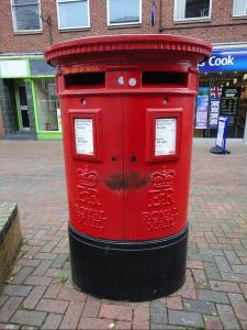Royal Mail Post Box by BazzaDaRambler