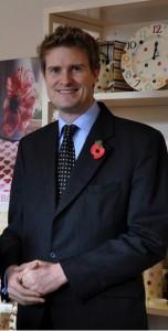 Tristram Hunt MP SOTCTHMP