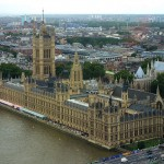 Westminster Palace by Jedyooo (PD)
