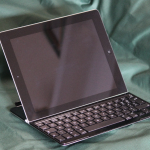 iPad and Logitech Keyboard