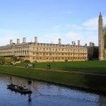 Cambridge University via Wikimedia Commons