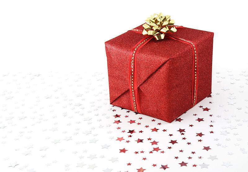 Christmas present (PD)