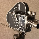 Cine Camera by Frank Gosebruch